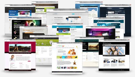 Criar seu próprio site