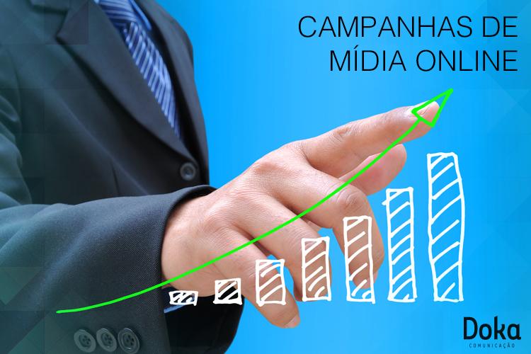 Campanhas de mídia online