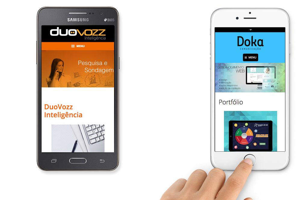 site_mobile_doka_comunicacao