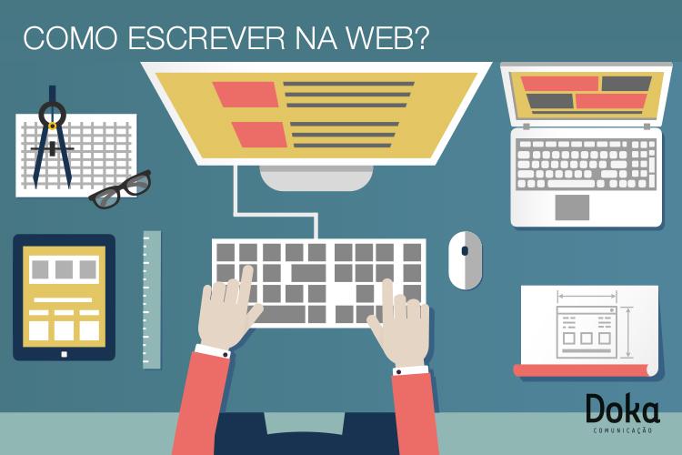 Como escrever na web